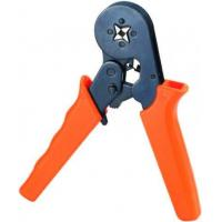China hand crimping tools HSC8 6-4 6-4A tubular bare terminals and pre-insulated terminal Crimping Plier wholesale