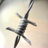 China Zinc Coating Barbed Wire wholesale