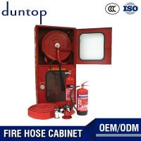 China hose reel cabinet with door on sale