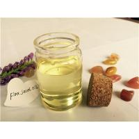 China 100% Pure Flax Seed Oil Price,Linseed Oil And Flax Seed Oil Powder Supplier on sale