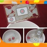 China Transparent Playing Cards wholesale