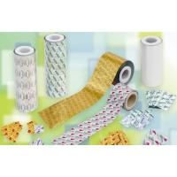 China OP/Paper/AL/PE Laminated Films For Medicine wholesale