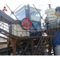 China Worldwide Popular Stone Crusher Breaking Equipment wholesale