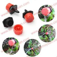 Buy cheap Drip Irrigation Product Adjustable head drops from wholesalers