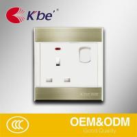 China A5 Series 13A socket with swicth wholesale
