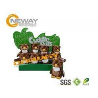 Buy cheap Retail Paper Cardboard Display Stands With 157 Gsm Art Paper from wholesalers