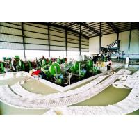 Buy cheap The first processing of rubber production line from wholesalers