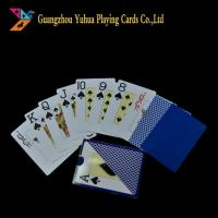 China 0.3mm Thickness Plastic Playing Cards wholesale