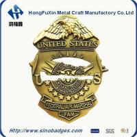 Buy cheap Custom Collar Insignia, Tie Tacs & Bars for Police, Fire & Security DiaCast and 3D Process from wholesalers