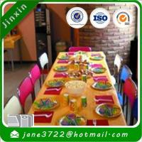 Buy cheap Colorful Nonwoven Cloth Cheap Table Cloth from wholesalers