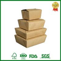 Buy cheap Custom Corrugate Cardboard Carton Pizza Packing Box Print from wholesalers