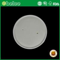Buy cheap Paper Cup Lid with PP Plastic PET Different Material and Flat Dome Shape from wholesalers