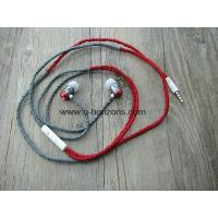 Buy cheap OEM CE ROHS cool stereo super bass earphones earbud from shenzhen from wholesalers