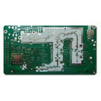 Buy cheap Rogers 5880 with 1.2mm Thickness Green Soldermask and Plated Gold from wholesalers