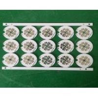 Buy cheap Single AL PCBs with 1.2mm Thickness 1OZ Copper and OSP from wholesalers