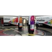 Buy cheap Semi-transparent Floor Graphics from wholesalers