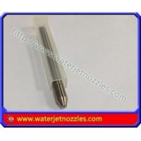 "China Abrasive water jet nozzle for water jet cutting, 0.281 x 0.030 x 2"" wholesale"