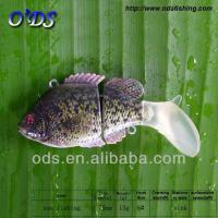 Buy cheap D2J01 Two Section Sunfish Lure from wholesalers