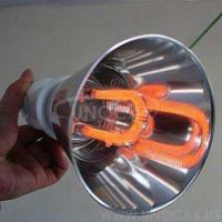 Buy cheap Heating bulb carbon fiber quartz heating tube Infrared led Heat Lamp from wholesalers