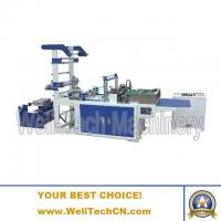 Buy cheap WTBF-C720, 800, 1000 High Speed Side Sealing Bag Making Machine from wholesalers