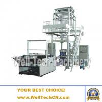 China WT-2L Series Double-layer Co-extrusion Rotary Die Film Blowing Machine wholesale