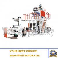 China WT-PP-B45, 50, 55 PP Film Blowing Machine (New Structure) wholesale