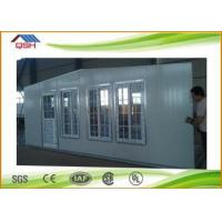 Buy cheap QSH green low cost economic vacation prefab house for convenience from wholesalers