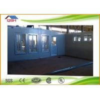 Buy cheap QSH Fast Installation Economical Light Steel Prefab House from wholesalers