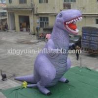 China Hot Selling T-Rex Giant Inflatable Dinosaur Model wholesale