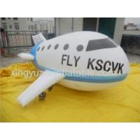 China Hot Selling Giant Inflatable Plane For Advertising wholesale