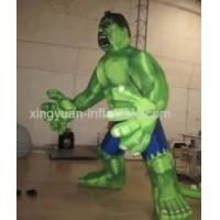 China Giant Model Inflatable Hulk For Advertising wholesale