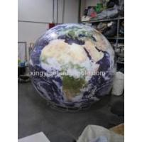 China Hot Selling Ourdoor Inflatable Earth Globe wholesale
