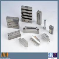 Buy cheap Customized Precision EDM Wire Cutting Mold Parts from wholesalers