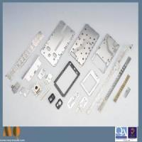 Buy cheap EDM Wire Cutting Mold Parts Sheet Metal Stamping from wholesalers