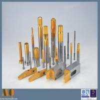 Buy cheap Stamping Mould Punches Pins-Tungsten carbide-aluminum from wholesalers