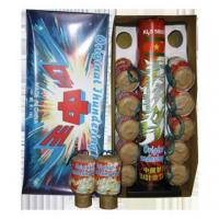 China Reloadable shells thunder king bomb wholesale