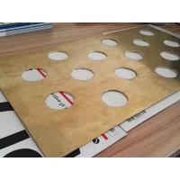 China Good Choice for Decoration - Perforated Copper Sheet on sale