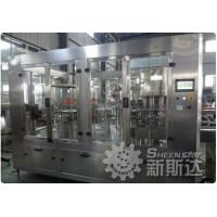China Soft Drink Filling Production Line (CE,ISO approved) wholesale