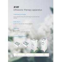 Ultrasonic therapy apparatus