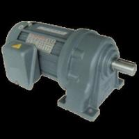 China GH Series Helical Inline Geared Motors Foot Mount wholesale