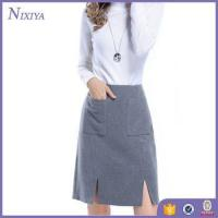 Buy cheap Grey Skirts Women, New Office Skirts and Blouses for Women, Spring Design Skirts and blouses from wholesalers