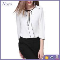 Buy cheap Designer Blouse,Summer Blouses,White Blouses For Women from wholesalers