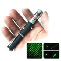 China YDT-PG9S 5mW~20mW Green Laser Pointer Kaleidoscope on sale