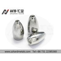 China Tungsten fishing sinkers wholesale