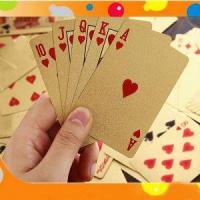 China Gold Playing Cards wholesale