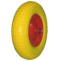 China 16 PU Foam Wheel For Wheelbarrow wholesale