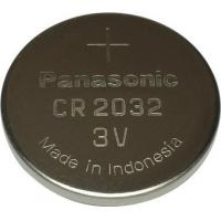 China Panasonic CR2032 Battery - 3V Lithium Coin Cell wholesale