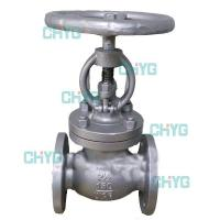 China Carbon steel globe valve American standard wholesale