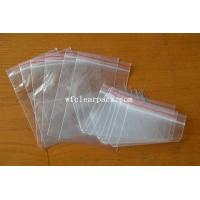 Buy cheap Ziplock Bags Ziplock Bags With Hang Hole from wholesalers