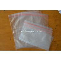 Buy cheap Red Line Ziplock Bags from wholesalers